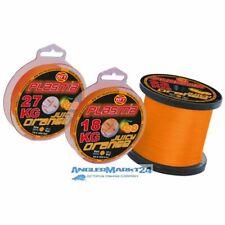 """(0,11€/m) WFT """"Plasma KG Juicy Orange"""" je 10m bis 3000m geflochtene Angelschnur"""