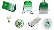 Celtic Football Club Merchandise Backpack Keyring Wallet Gymbag Bootbag Clock