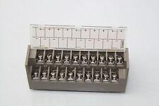 Togi PCN-COM201N 20-Position DIN Rail Breakout Board Terminal Block