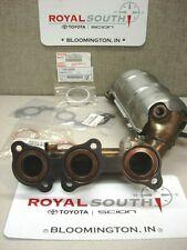 Toyota Sienna V6 3.3L Bank 1 Catalytic Converter Manifold Genuine OE OEM New