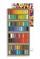 Sennelier Soft Pastel Set - Half Length - 80 Assorted