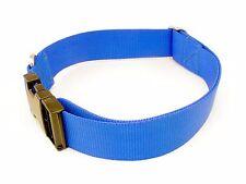 1.5 Inch width Nylon Buckle Dog Collars - Heavy Duty (Various Colors) XS-XXL