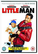 Little Man (DVD, 2007) starring marlon wayans & shawn wayans brand new & sealed