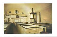 WYE MILLS MD Old Church Side Pulpit & Reading Desks Vtg