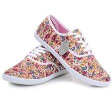 Georgie Porgy designer canvas womans ladies shoes dappers pumps trainers