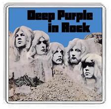 Deep Purple Album Cover Drink Coaster. 19 Album Options.