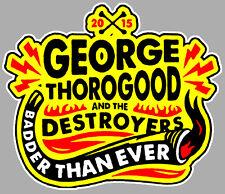 Sticker George THOROGOOD