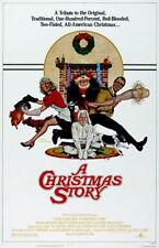 188074 A Christmas Story 1983 Movie Wall Print Poster AU