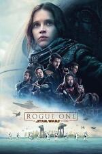 Rogue uno Star Wars Film poster film a4 a3 CINEMA ART PRINT #2