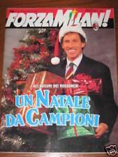 FORZA MILAN 1992/12 PSV EINDHOVEN MARCO VAN BASTEN 4 ! GOTEBORG CHAMPIONS LEAGUE