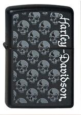 Zippo Harley-Davidson Skulls Collection 2010