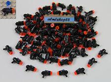 LEGO Star Wars - Mini Blaster Gun w/ Trigger Black Pistol Weapon Minifigure
