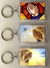 Keychain Key Chain Praying Hands