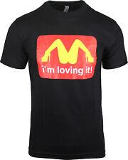 I'm Loving It! Mens T Shirt