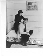 Natalie Wood Tab Hunter VINTAGE Photo cut down