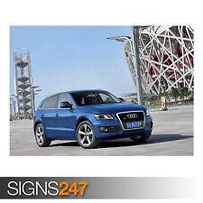 AUDI Q5 3.0 TDI QUATTRO CAR 10 (AD053) CAR POSTER - Poster Print Art A0 A1 A2 A3