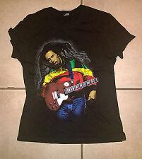 Bob Marley Sway BLACK Juniors Ladies T-Shirt