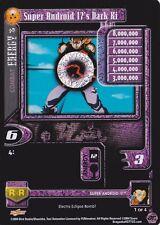 Super Android 17's Dark Ki CCG TCG Card DBGT Dragon Ball GT - FOIL SPECIAL -