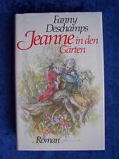 """""""Jeanne in den Gärten"""" von Fanny Deschamps"""