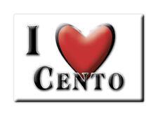 CALAMITA EMILIA ROMAGNA FRIDGE MAGNET MAGNETE SOUVENIR LOVE CENTO (FE)