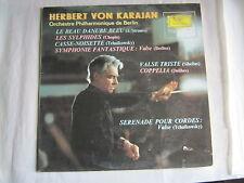 Herbert Von Karajan - Valse de Coppélié – Les Sylphides – Valse des fleurs de c