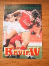 10/11/1990 Barnsley v Leicester City