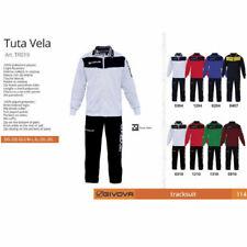 TUTA RELAX GIVOVA Mod. VELA TR019 TRAINING TRACKSUIT UOMO/DONNA/BAMBINO