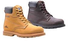 Portwest FW17 Steelite Men Safety Boots Steel Toe Cap SB SRC HRO Work Footwear