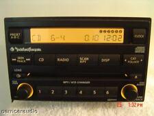 05 06 07 NISSAN Xterra Frontier Radio 6 MP3 CD Changer Player 28185-EA400 OEM