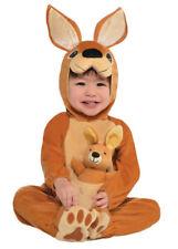 Disfraz de bebé tamaño Jumpin Joey Canguro