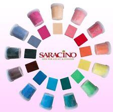 AMAZING Saracino Italian Modelling Paste 1kg Different Colours Cake Decorating