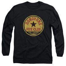 Ray Donovan Crime Drama TV Series Donovans Fite Club Gray Adult L-Sleeve T-Shirt