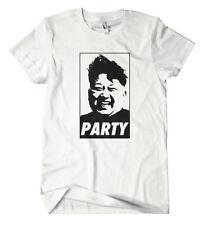 Kim Jong Party T-Shirt Korea Krieg Atom USA Vietam Trump Punk Fun Kult