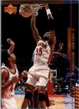 2000-01 Upper Deck Basketball Card Pick 1-250