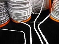 Leadweighted ruban à poids de plomb leadweight lourd cordon corde & penny poids