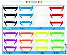 Silikon Schnürsenkel 12 bis 16 Elastische Schuhband Schuhbänder Lazy Lace Kinder