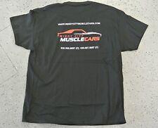 Windy City Muscle Cars 1969 Camaro Z28 Graphic Short Sleeve T Shirt Mens Black