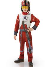 Déguisement enfant classique Poe X-Wing fighter - Star Wars VII Cod.231343