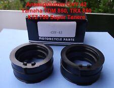 Vergaser Ansaugstutzen Yamaha XTZ 750 Super Tenere, 3LD, TRX 850, 4UN, XTZ750