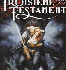 Troisième Testament 2. Le visage de l'Ange. ALICE 1998.