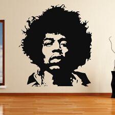 Jimi Hendrix Wall Art Sticker (AS10040)