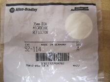 Allen Bradley 92-114 35mm Dia Microcube Reflector