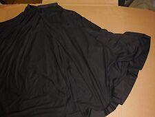 NWT Praise Skirt FloorLength Black Full Circle Liturgical Praisewear ch/ladies