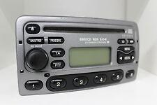 Ford 6000CD RDS E-O-N Original Autoradio Tuner Radio 6000NE Silber-Grau 2-DIN