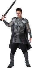 Dark Medieval Knight Adult Men's Costume Tunic Halloween Dress Up InCharacter
