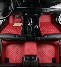 Fit  Audi Q3 Q5 Q7 S3 S5 S6 S7 S8 SQ5 R8 TT RS-4567luxury custom Car Floor Mats