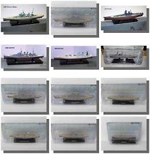 Warships and Battleships WW1, WW2, 1:1250 Scale