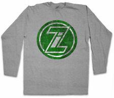 ZORIN INDUSTRIES II LONG SLEEVE T-SHIRT James Sign Logo Bond Company London MI6