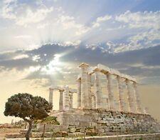 3D siti storici 4 Parete Murale Foto Carta da parati immagine sfondo muro stampa