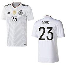 Trikot Adidas DFB 2017 Home Confed Cup - Gomez [128 bis 3XL] Deutschland